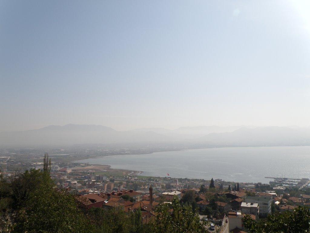 orhan mahallesinden körfez manzarası   kyg*, Измит