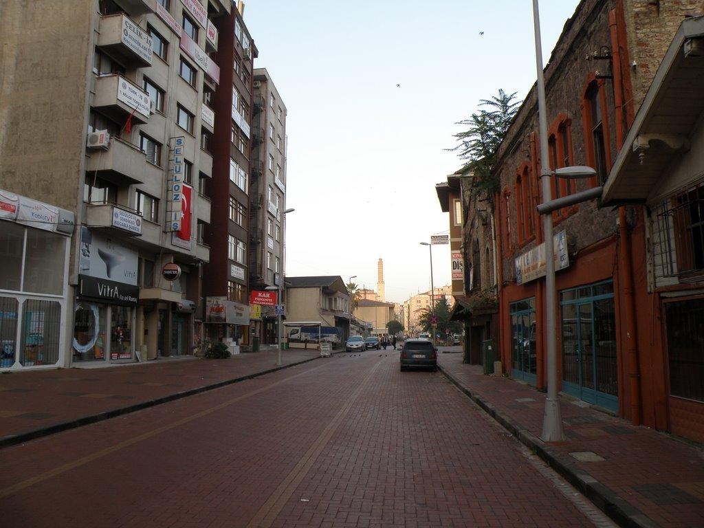 Ankara street  *©Abdullah Kiyga, Измит