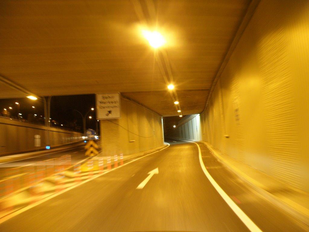 Highway new tunnel of D 100  ©Abdullah Kiyga, Измит