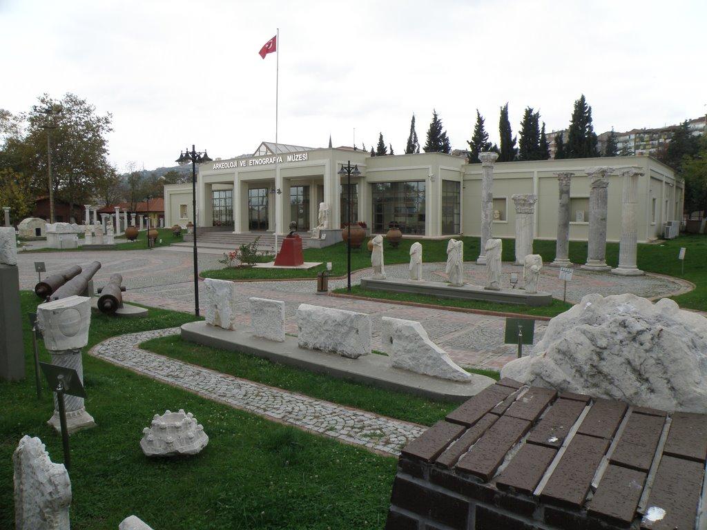 Geology & ethnography museum of izmit *©Abdullah Kiyga, Измит