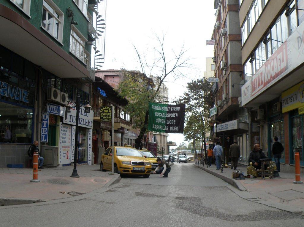 Old post office street (yavuz pastahanesinin köşes, Измит