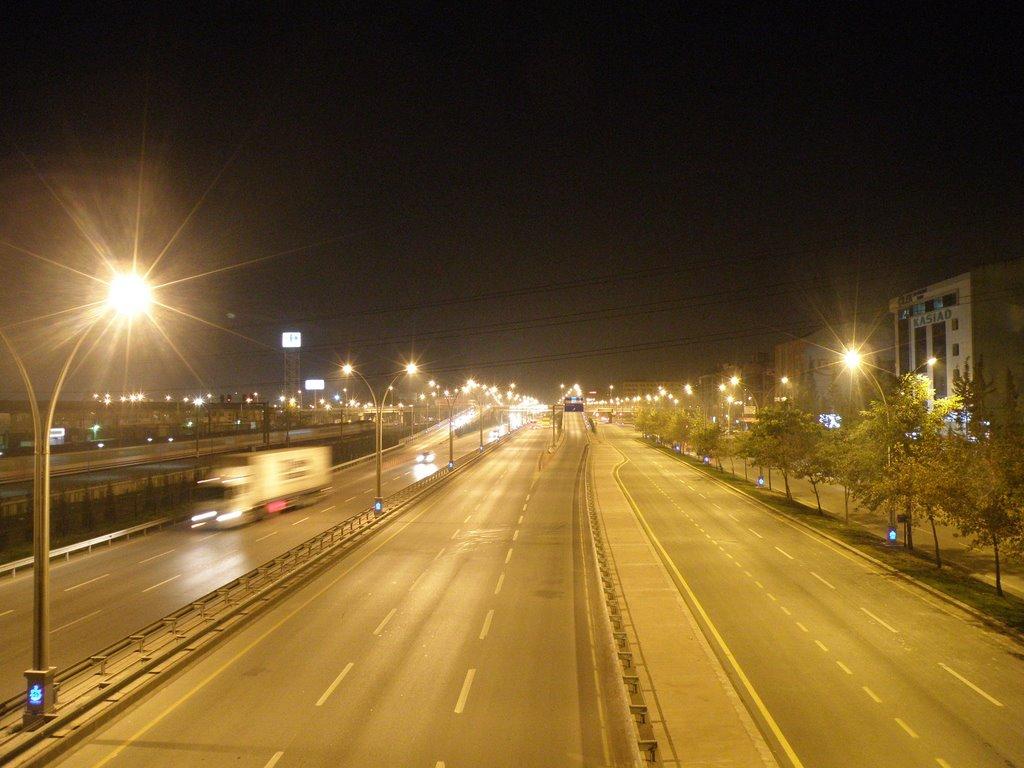 new systemizing highways of d100 *©Abdullah Kiyga, Измит