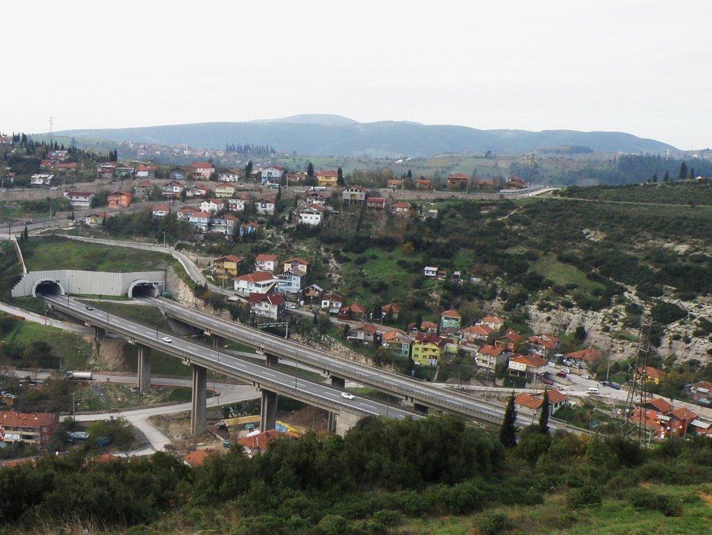 express highway & tunnels *©Abdullah Kiyga, Измит