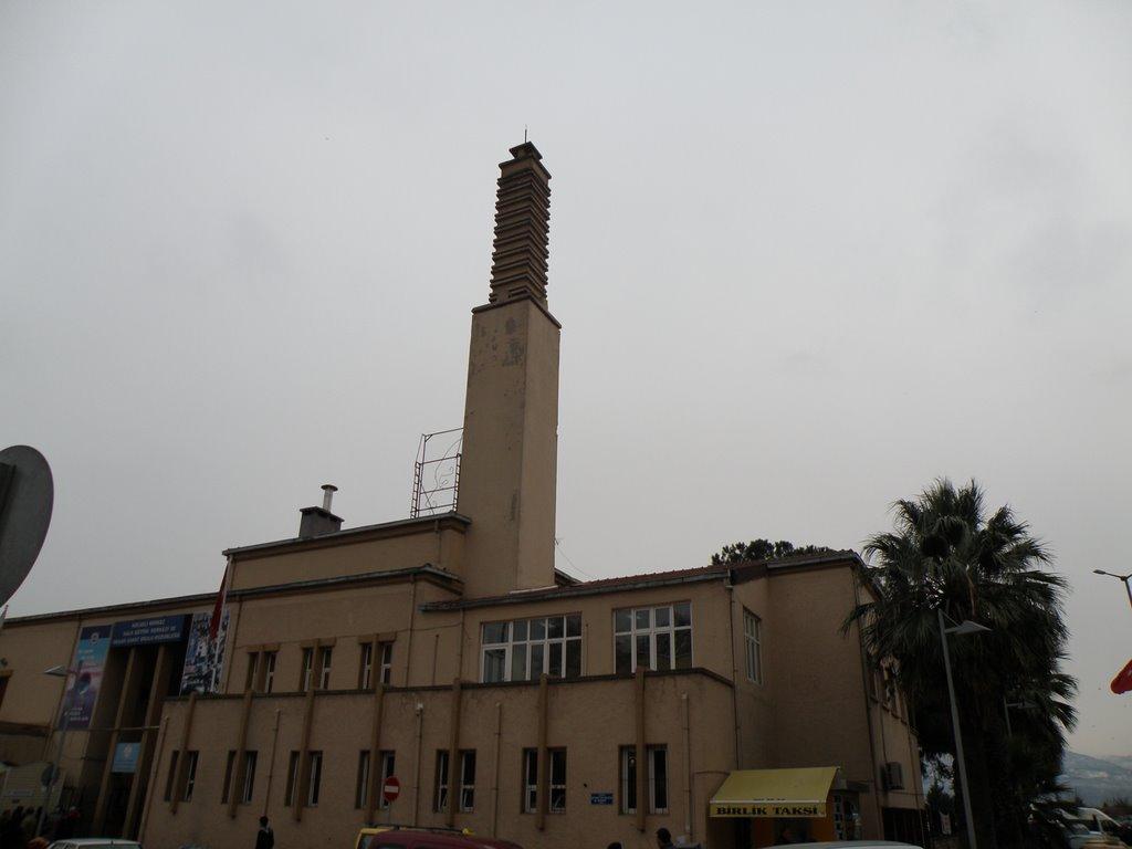 izmit halkevi kültür merkezi  *©Abdullah Kiyga, Измит