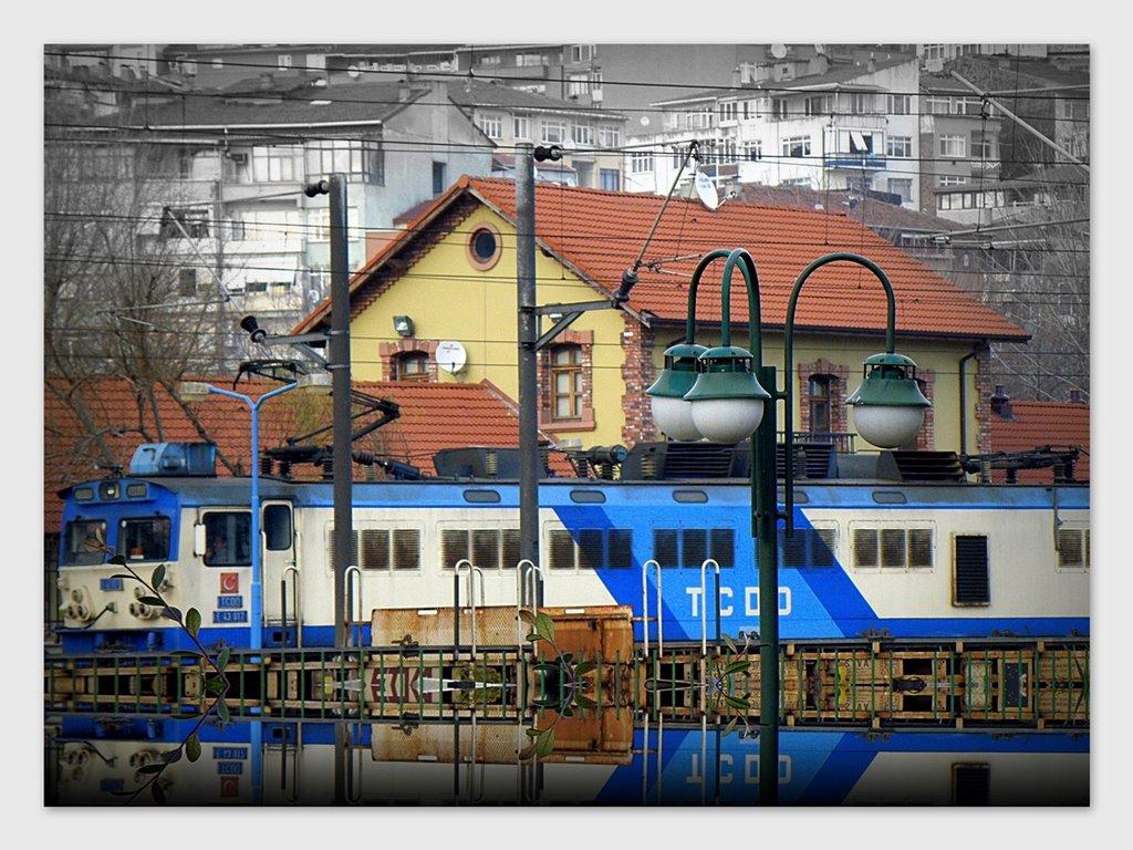 istasyon  *©Abdullah Kiyga, Измит