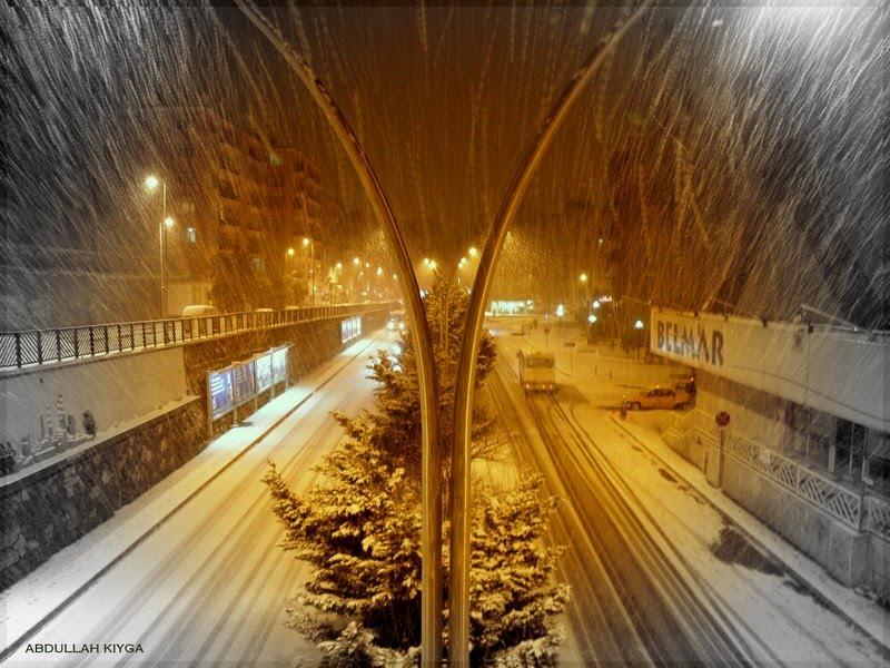 karda, eski tren yolu   *©Abdullah Kiyga, Измит