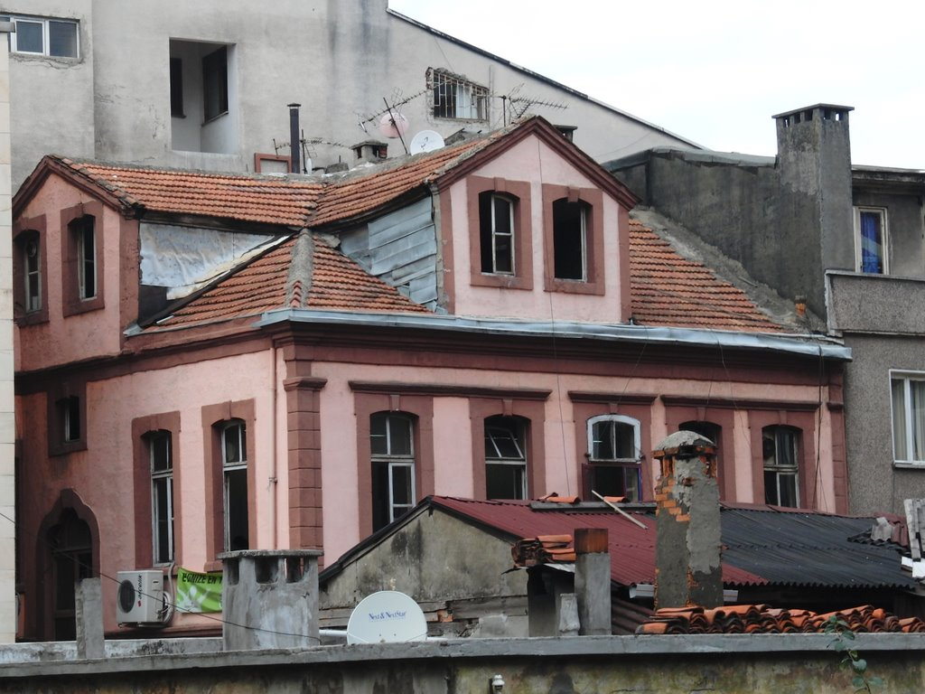 Trabzon,old house, Трабзон