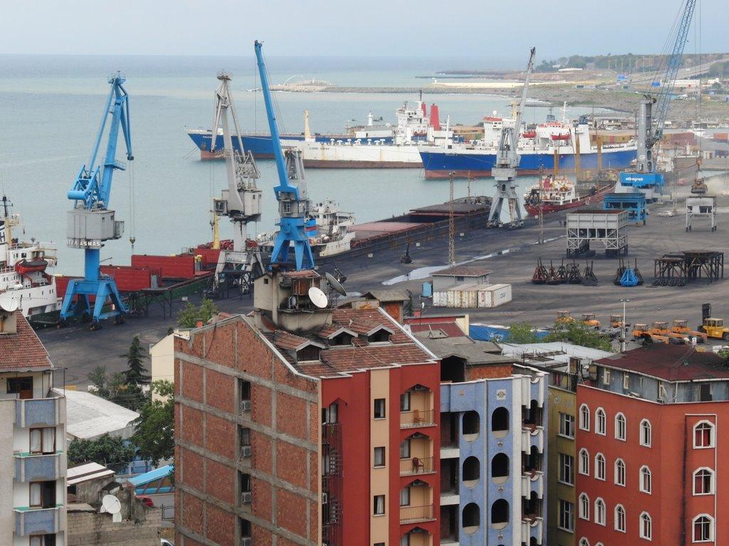 Trabzon Limanı(Harbour), Трабзон