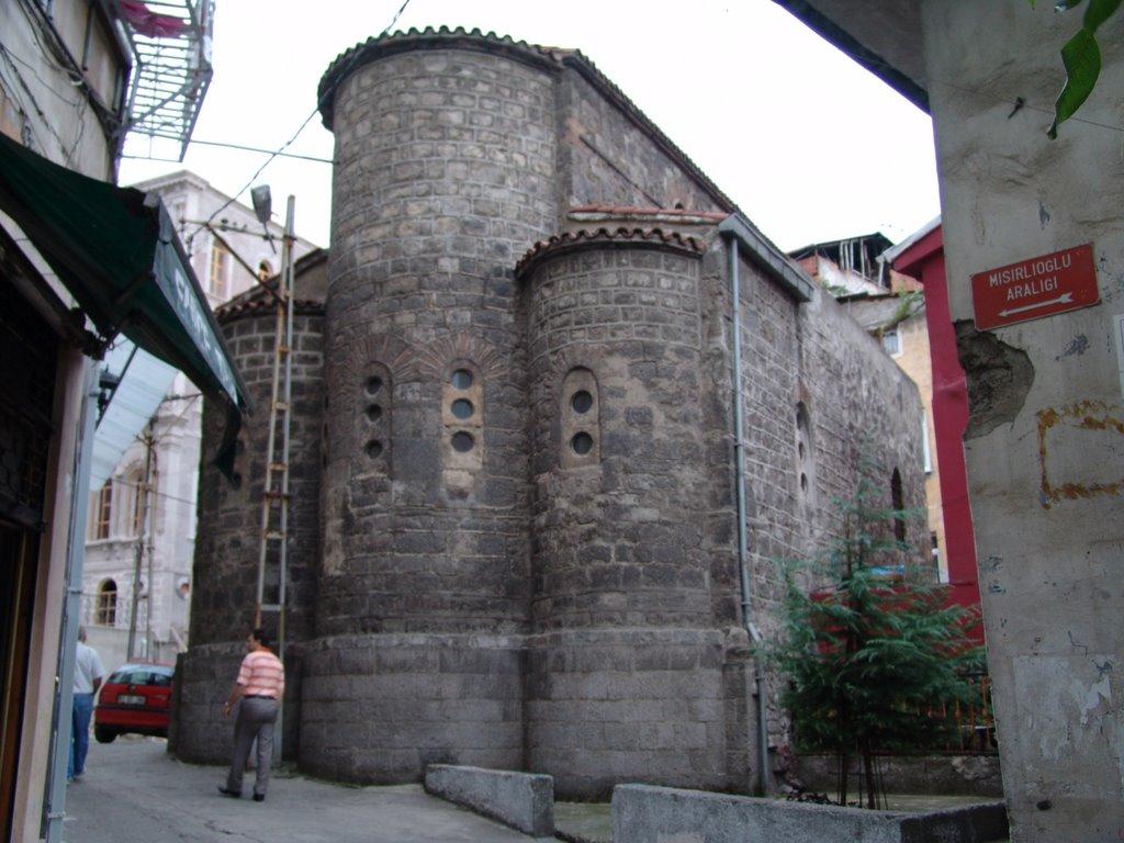 church Agia Anna  εκκλησια Αγιας Αννας, Трабзон