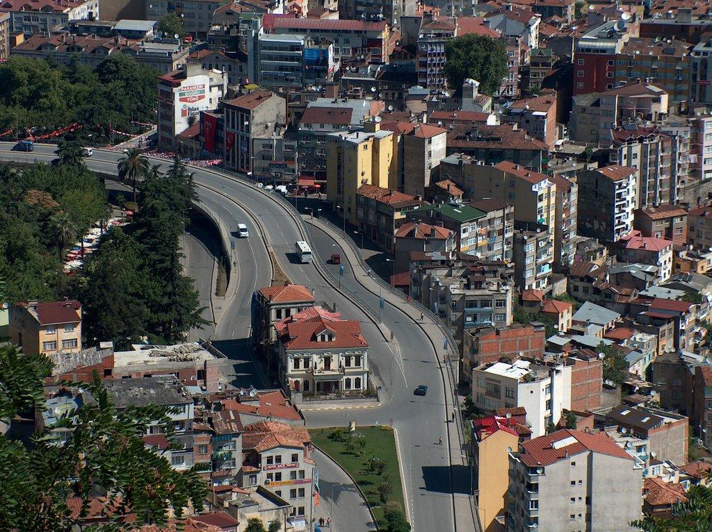 BOZTEPEDEN TRABZON ŞEHİR MANZARASI 02, Трабзон