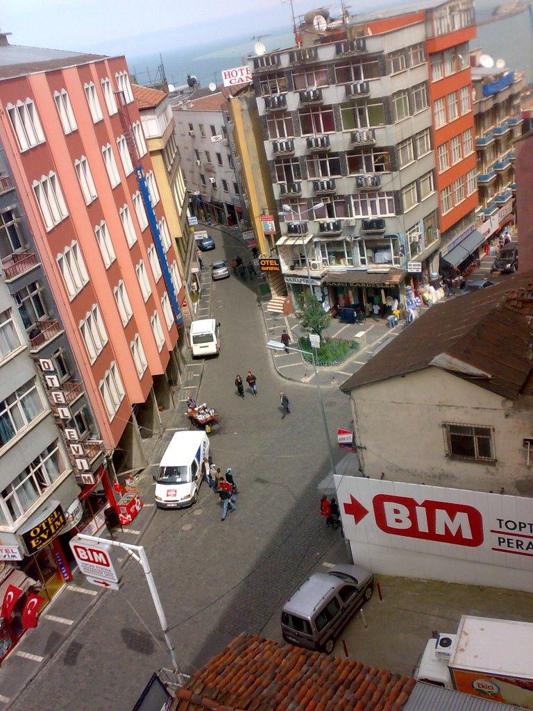 Trabzon - Şehit İbrahim Karacaoğlanoğlu  Caddesi 2, Трабзон