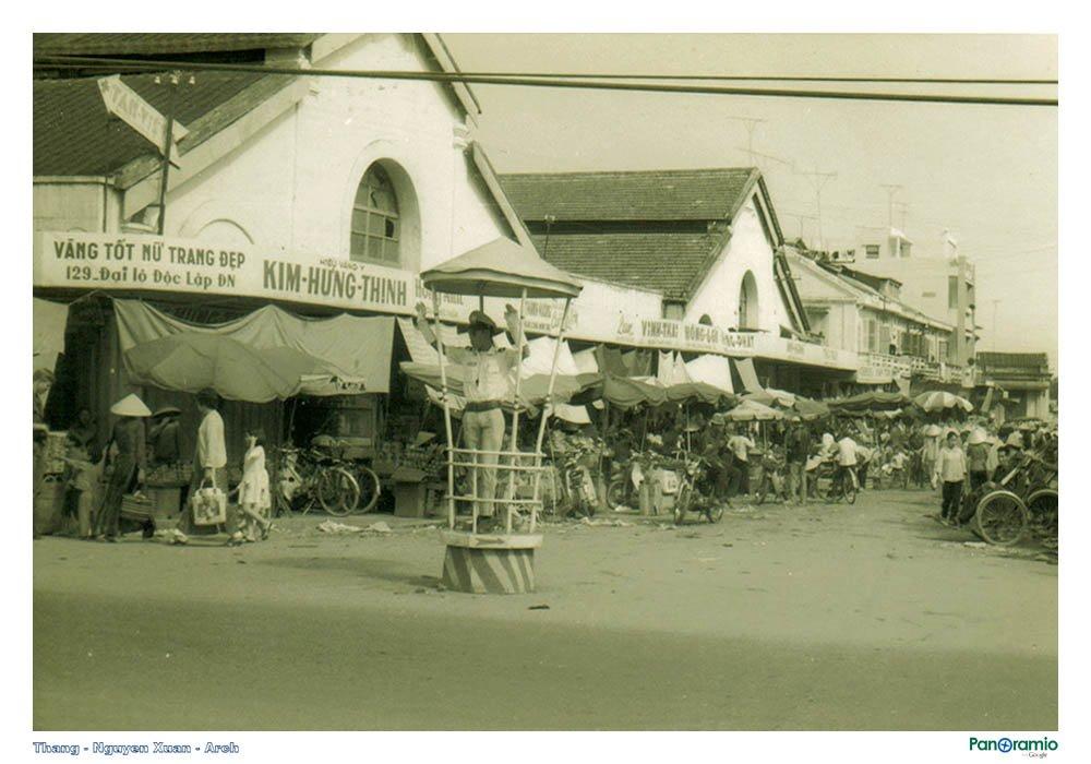 Chợ - Hàn - Market (Ngày Xưa - 1960), Дананг