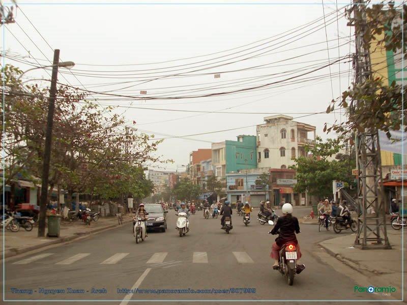 Ngã ba - Núi Thành / Trưng Nữ Vương - Crossroads, Дананг