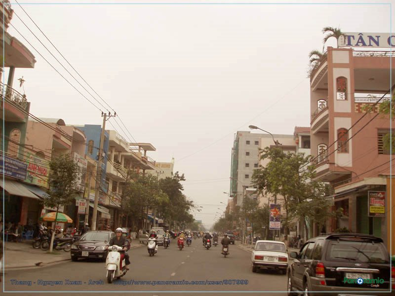 Đường - Núi Thành - Street, Дананг