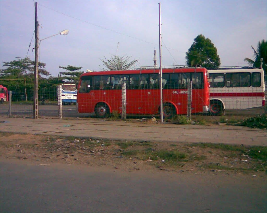 Bến xe, Нячанг