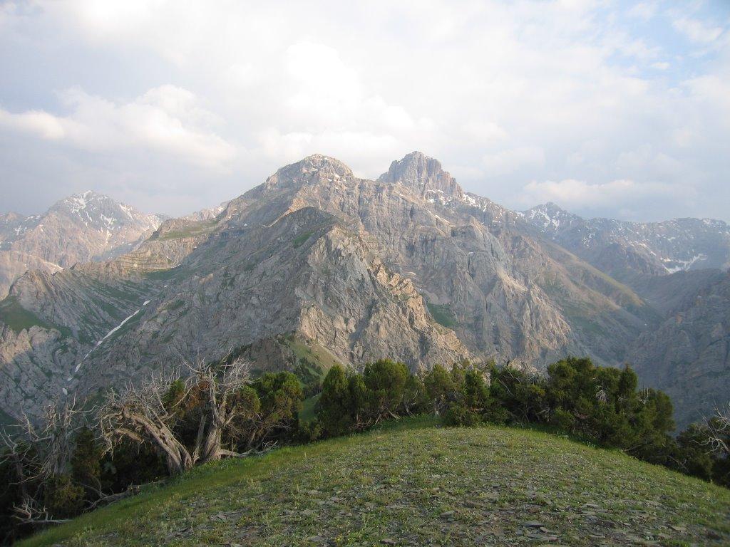 Aylagyr Pass (view S), Алтынкуль