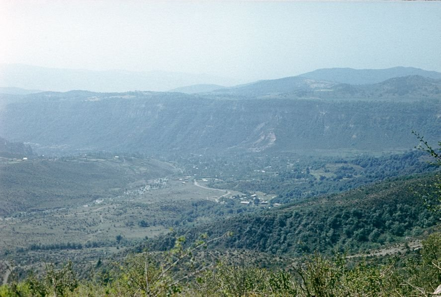 Arslanbob Valley. Долина Арсланбоба., Алтынкуль