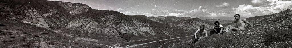 """Kyrgyzstan, Lenin-Dzol, Mountain """"Gorbataya""""/ Киргизия, Ленин -Джол,  гора """"Горбатая"""", Алтынкуль"""