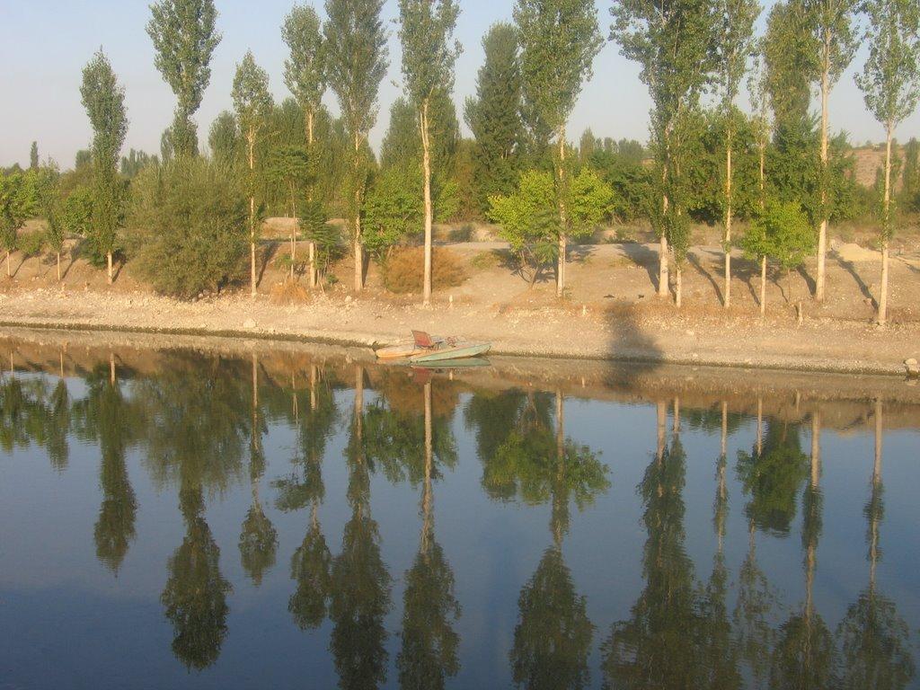 Ferghana suburb, Avval, Алтынкуль