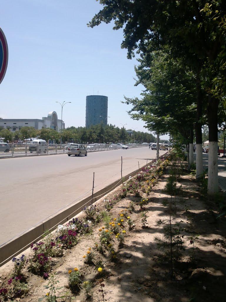 Андижонда, Андижан