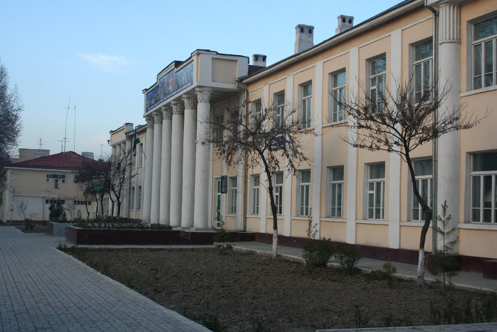 Школа 24, Андижан