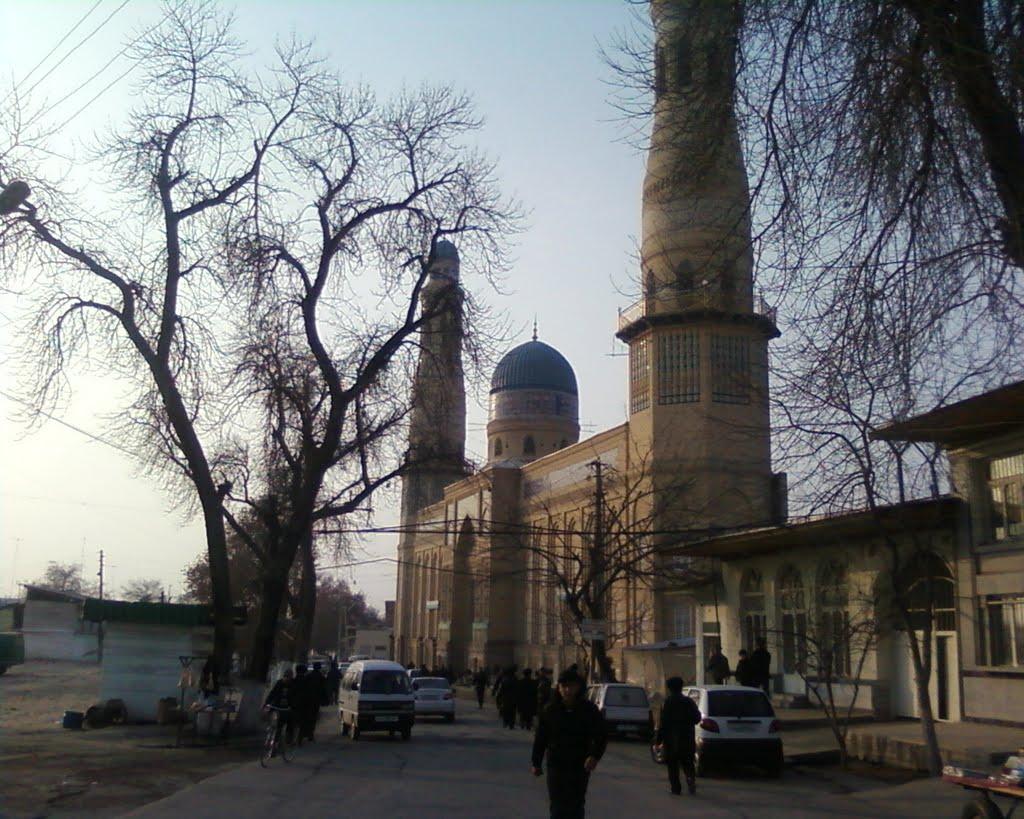 Мечеть эскхи шахри, Андижан