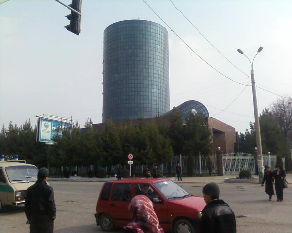 Банк, Андижан