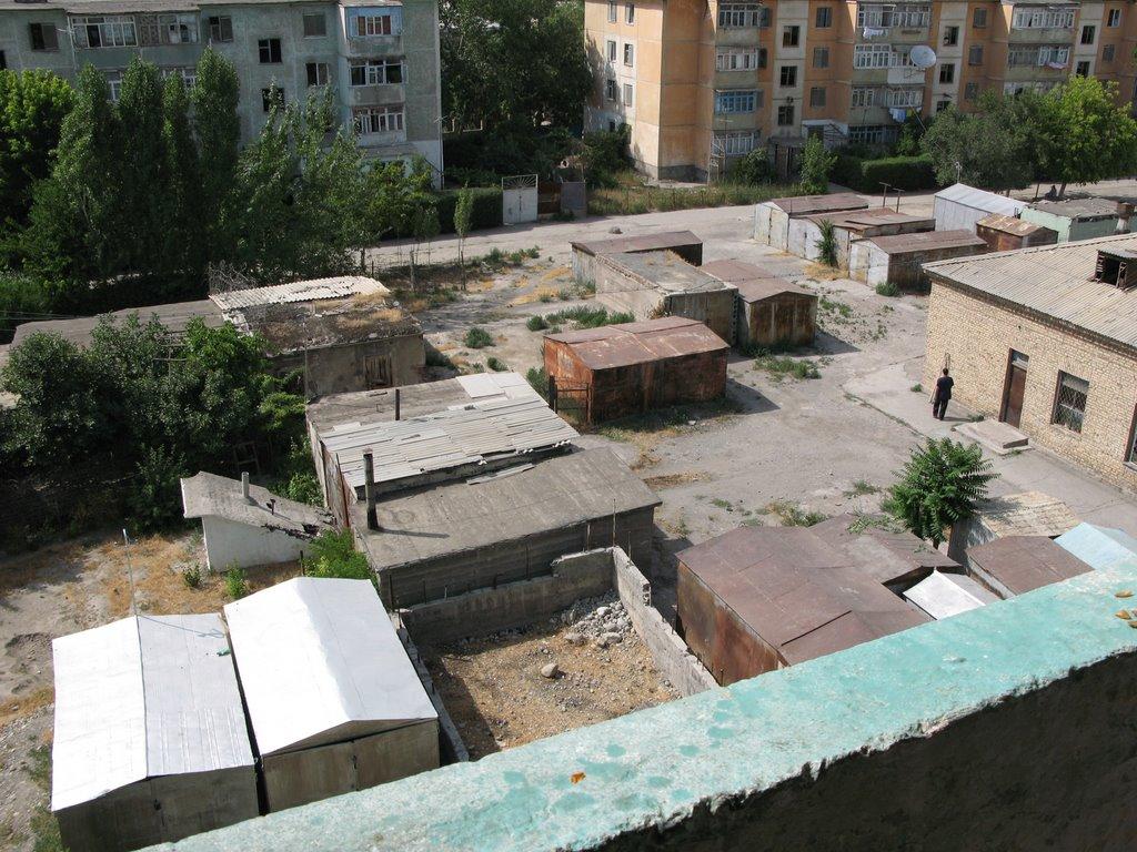 Ferghana, court, Балыкчи