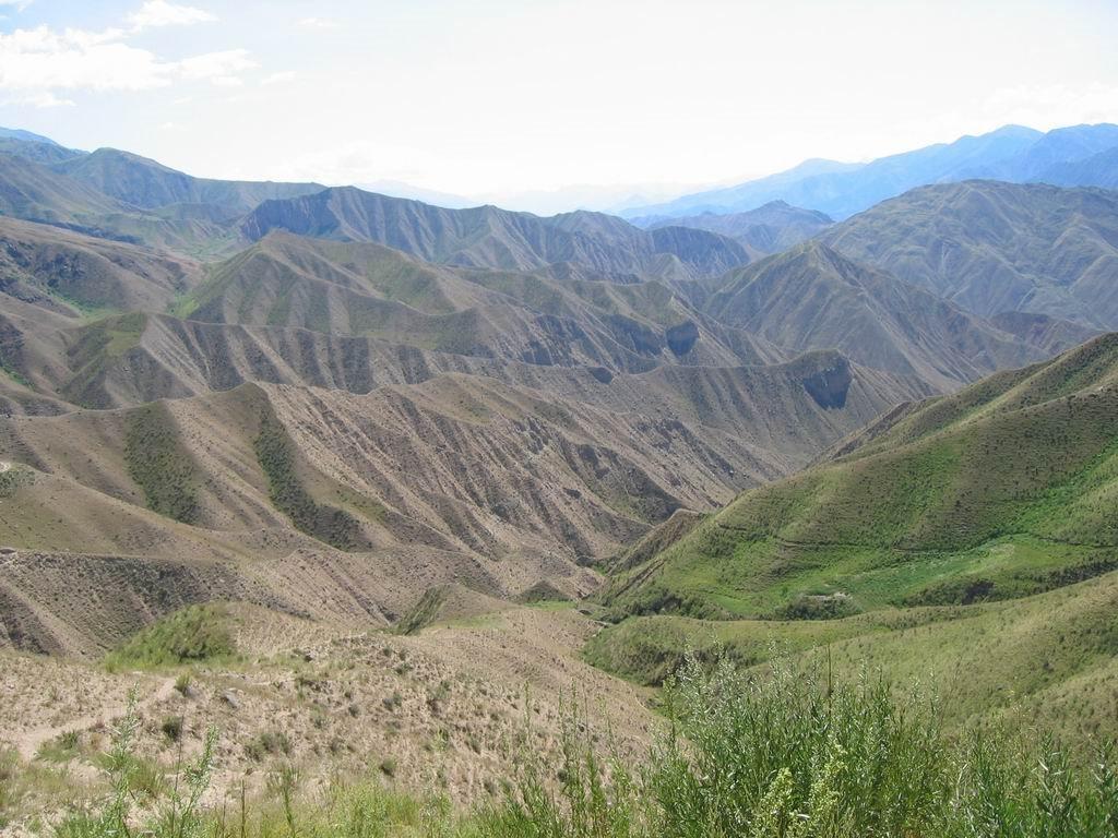 Sand mountains, Балыкчи