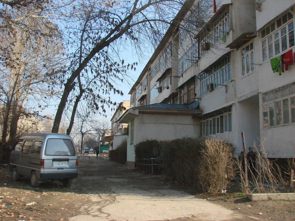 3 microdistrict, Ленинск