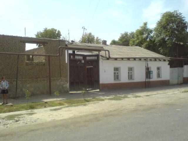 Бывший дом моего деда, Мархамат