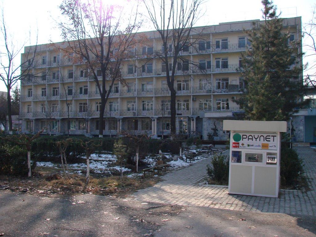 """Hotel """"Golden Valley"""", Советабад"""