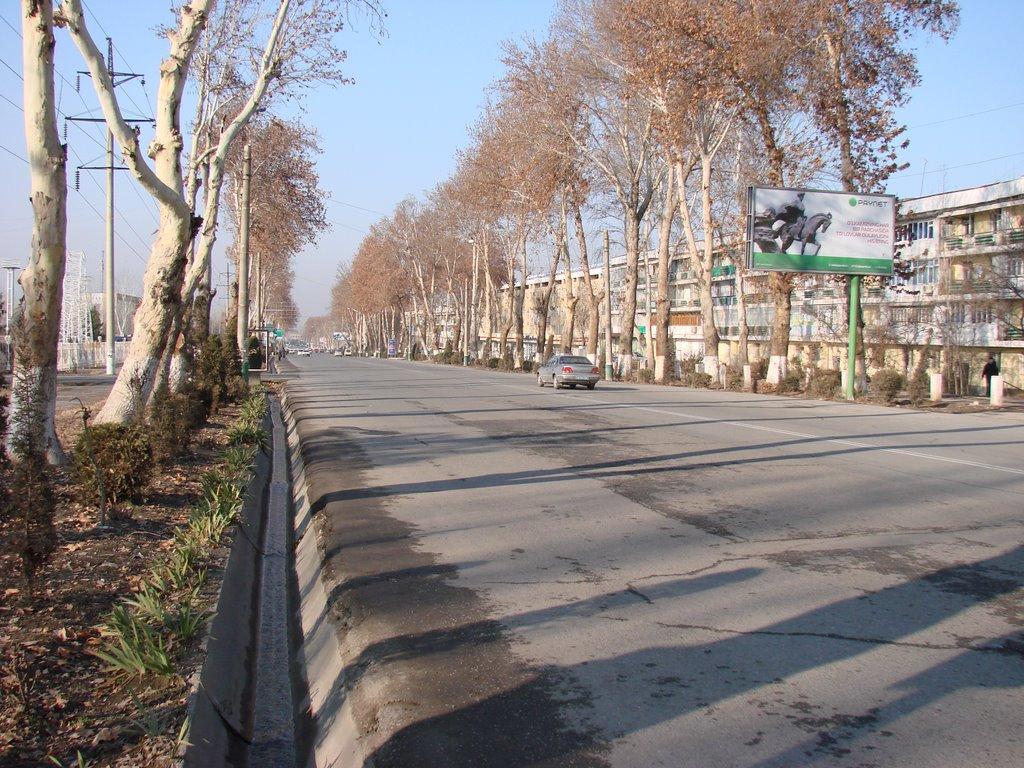 Belinskiy street (Old name), Советабад