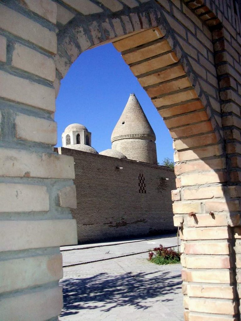 Bukhara-Chashma-Ayub (place visited by the bible prophet Job, Бухара