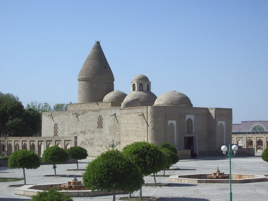 Bukhara   - Source    -  Uzbekistan, Бухара