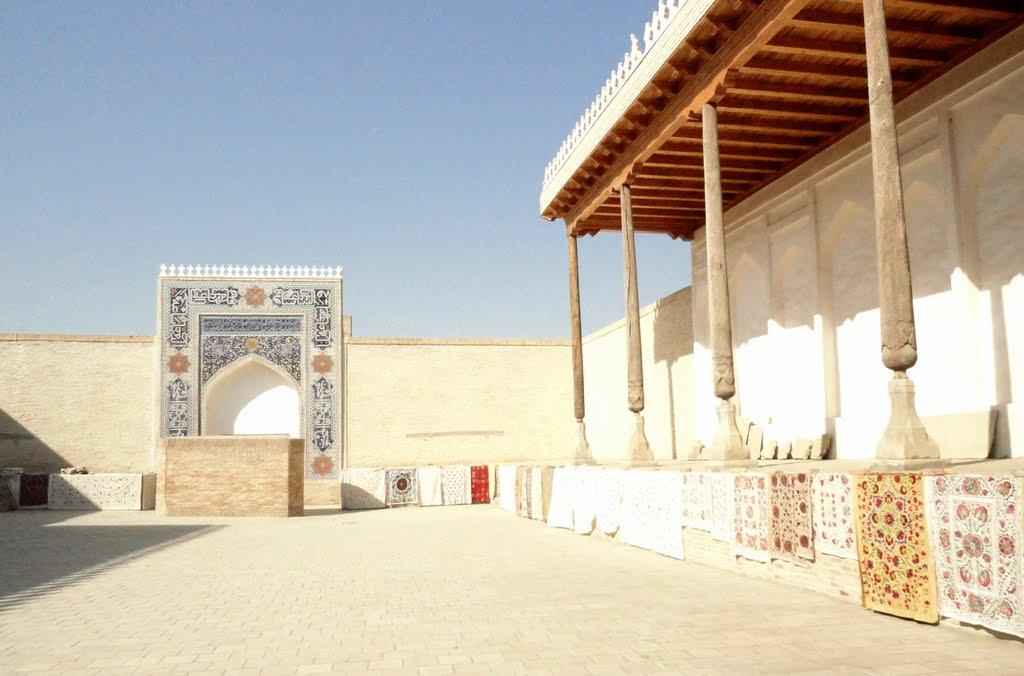 Ark Citadel Public Square (Bukhara, Uzbekistan), Бухара