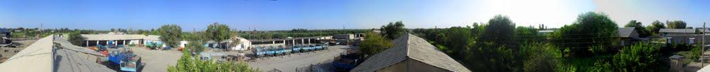 360°-Jondor, Bukhara - Sept, 2010, Газли