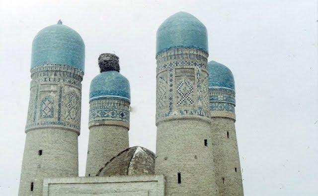 Bukhara, Газли