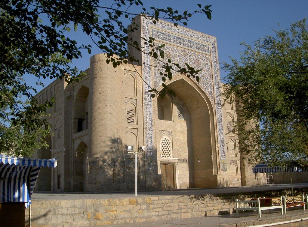 Buchara, Uzbekistan, Галаасия