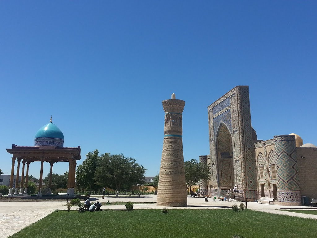 Memorial Complex of Abdul Khaliq al-Gujdawani, Гиждуван