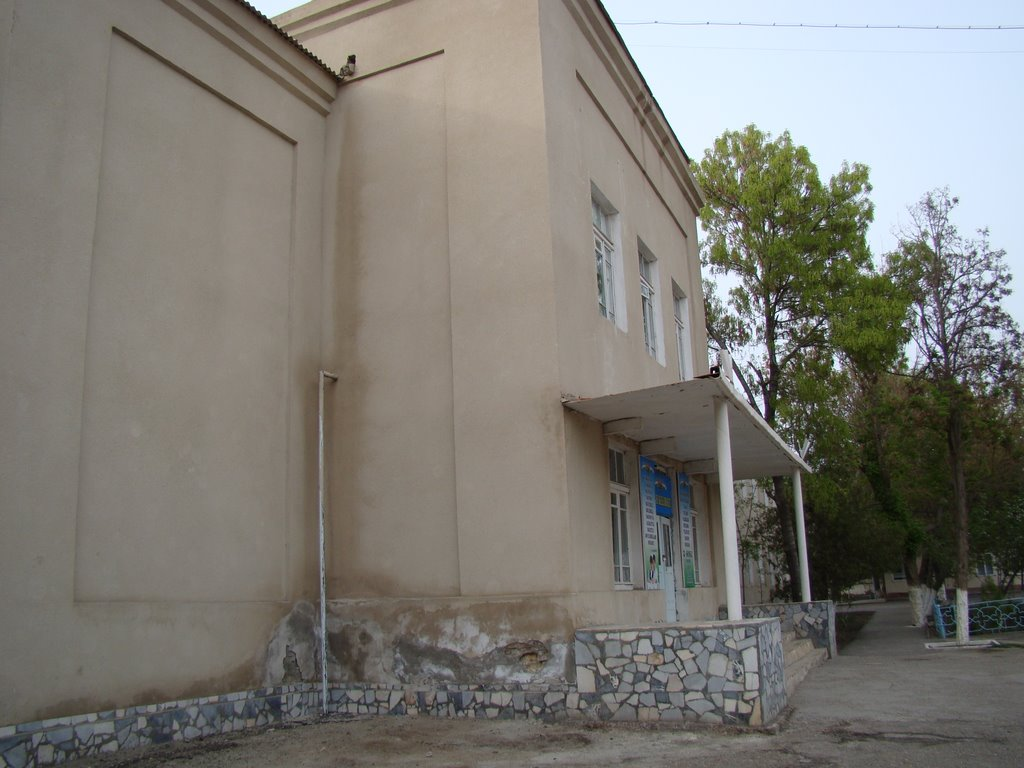 Школа №2 им В.И.Ленина, Каган
