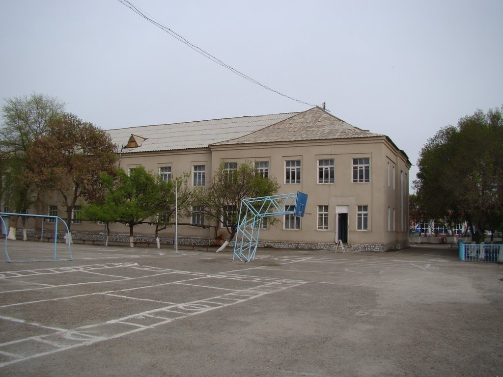 Во дворе школы, Каган