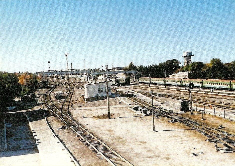 Мост (1997г), Каган