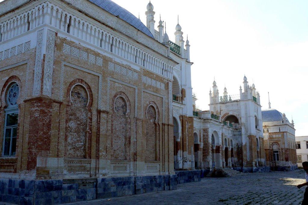 Kagan palace, Каган