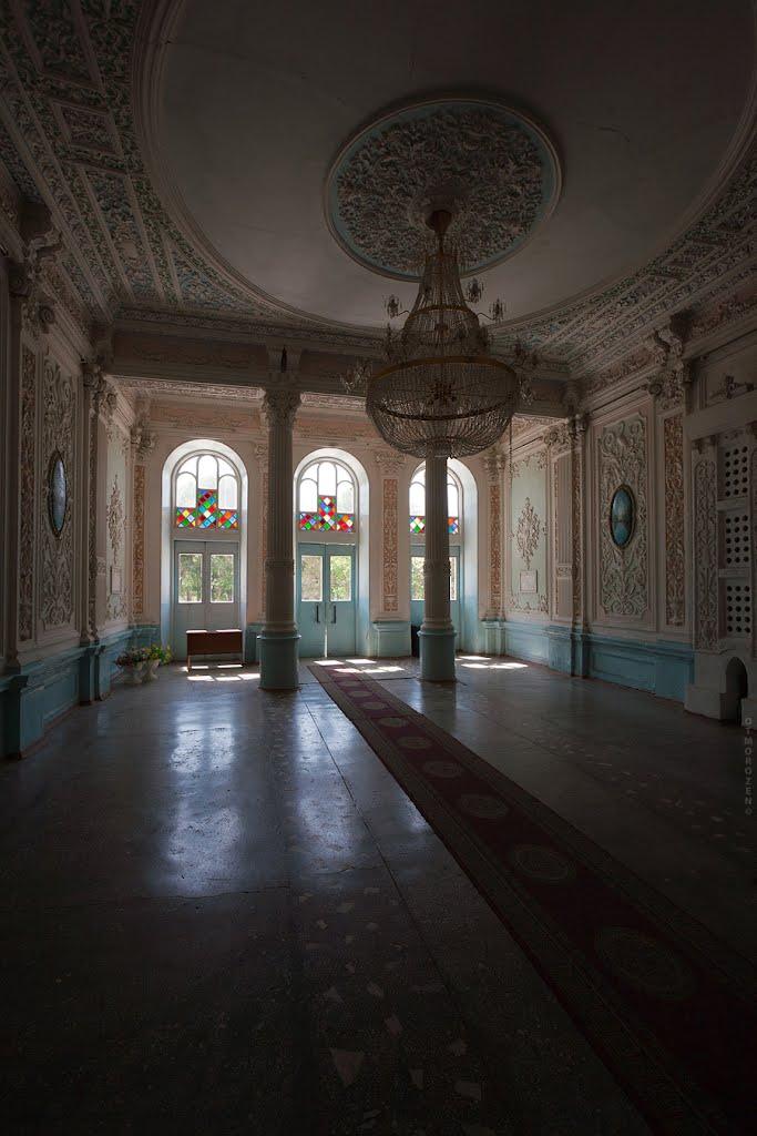 Palace of the emir Bukhara, Каган