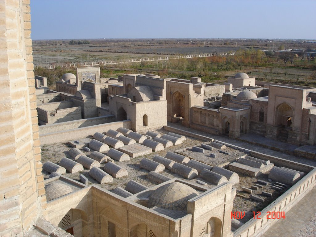 Chor Bakr Complex,1559-63, Каракуль