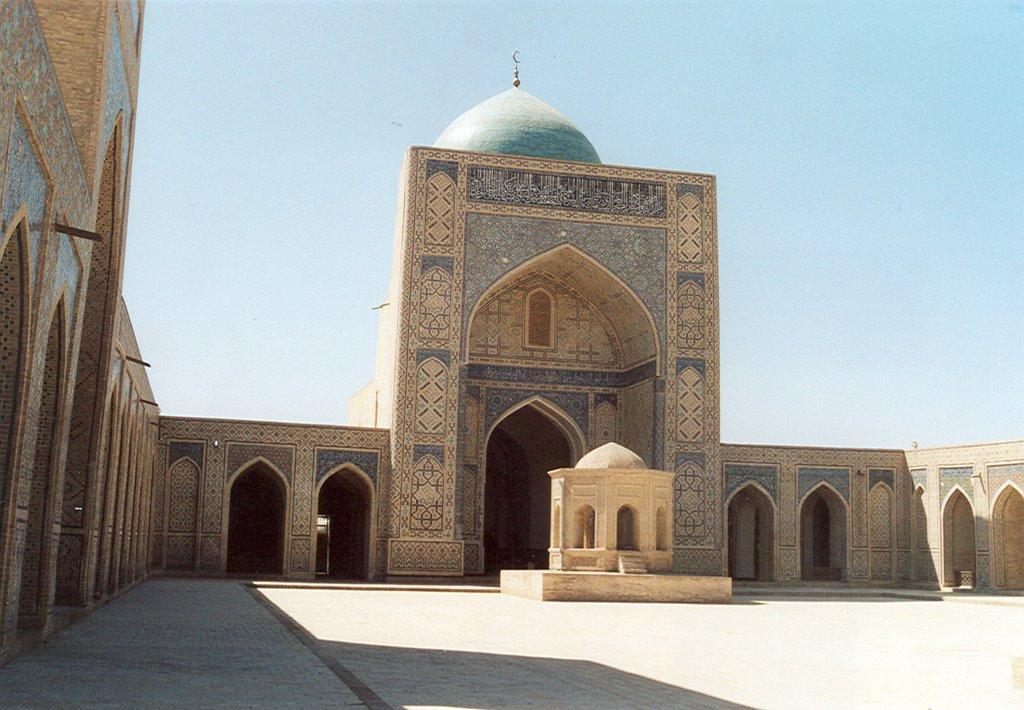 Mosque Bukhara, Каракуль