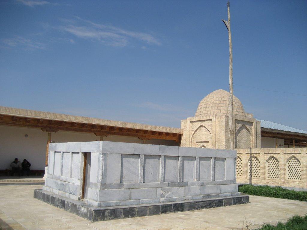 14 Muhammed Bâbâ Semmâsî kuddise sirruh Buhara, Özbekistan, Каракуль