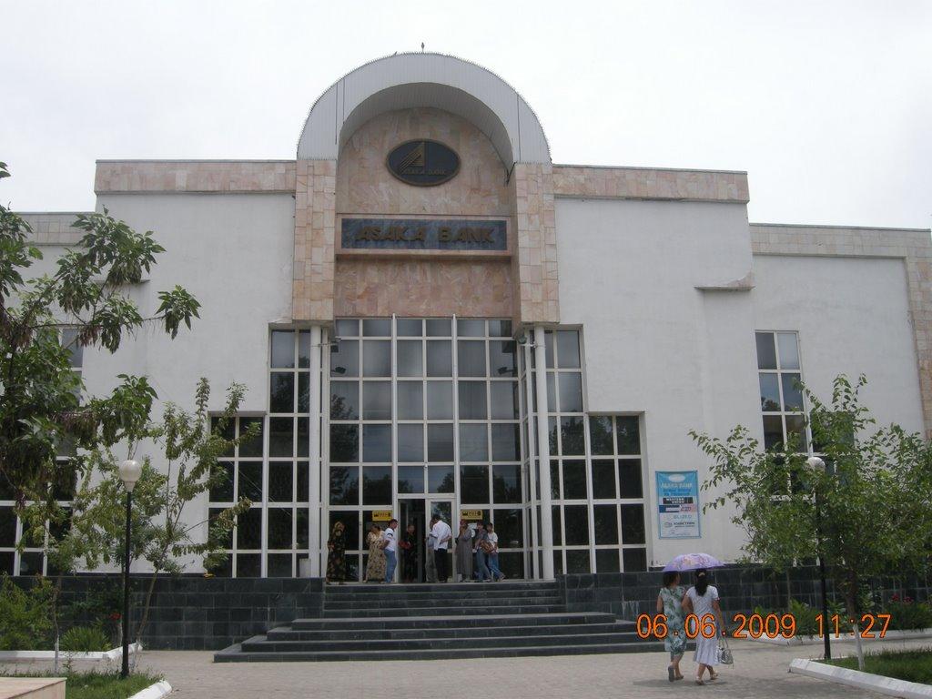 Asaka Bank, Джизак