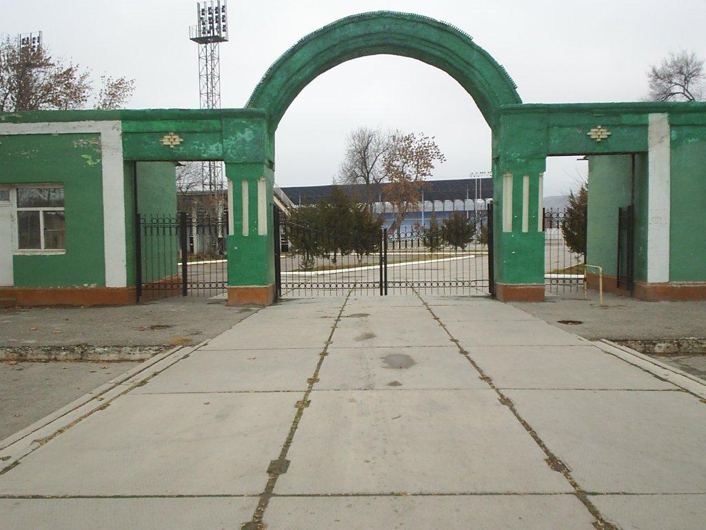 Jizzax, Stadion Whod, Джизак